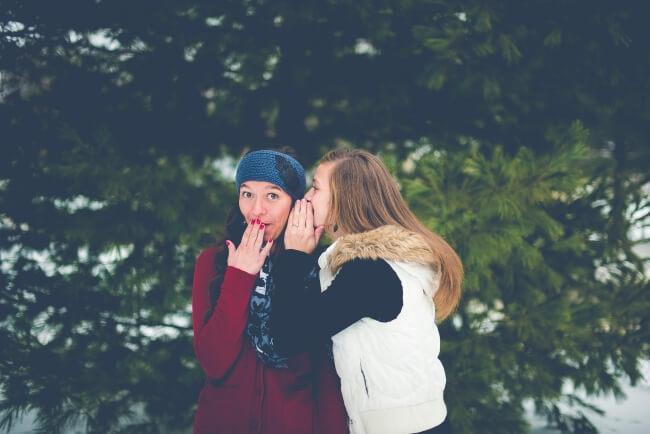 my girlfriend keeps secrets from me