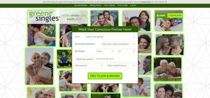 green singles
