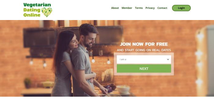 Vegetarian Dating Online