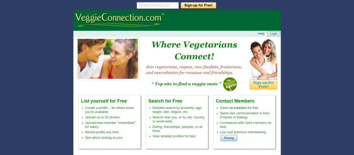 veggie connection